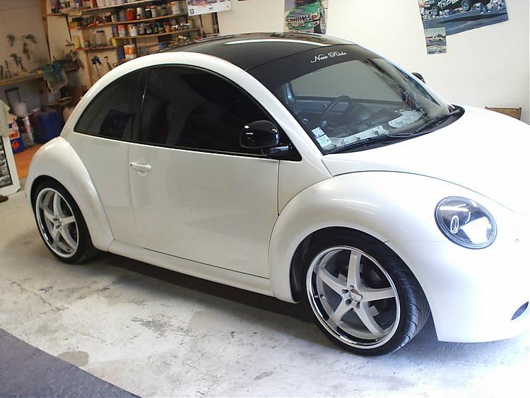 [ VW ] NEW BEETLE et NEW BEETLE 2 12412010