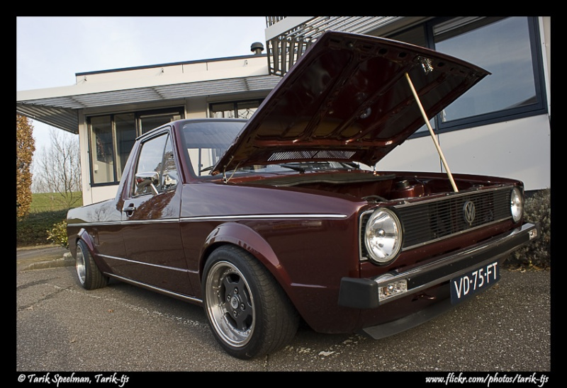 [ VW ] GOLF CADDY pick up / tolé - Page 7 52040411