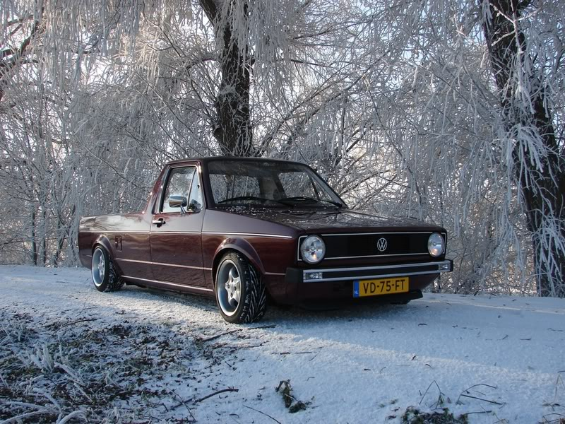 [ VW ] GOLF CADDY pick up / tolé - Page 5 Andrew10