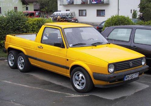 [ VW ] GOLF CADDY pick up / tolé - Page 5 Caddyg10