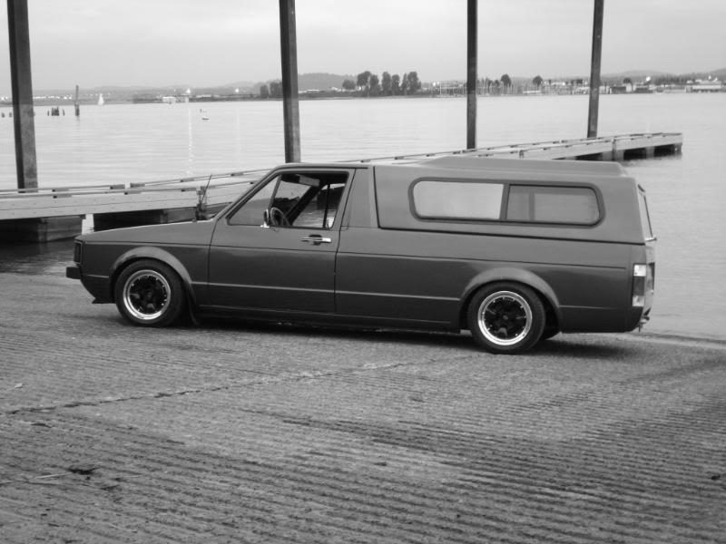 [ VW ] GOLF CADDY pick up / tolé - Page 5 Dsc04713