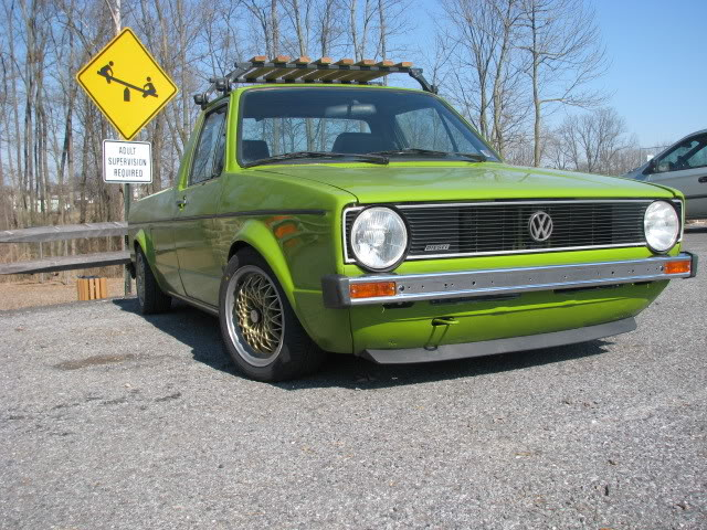 [ VW ] GOLF CADDY pick up / tolé - Page 6 Mytruc11