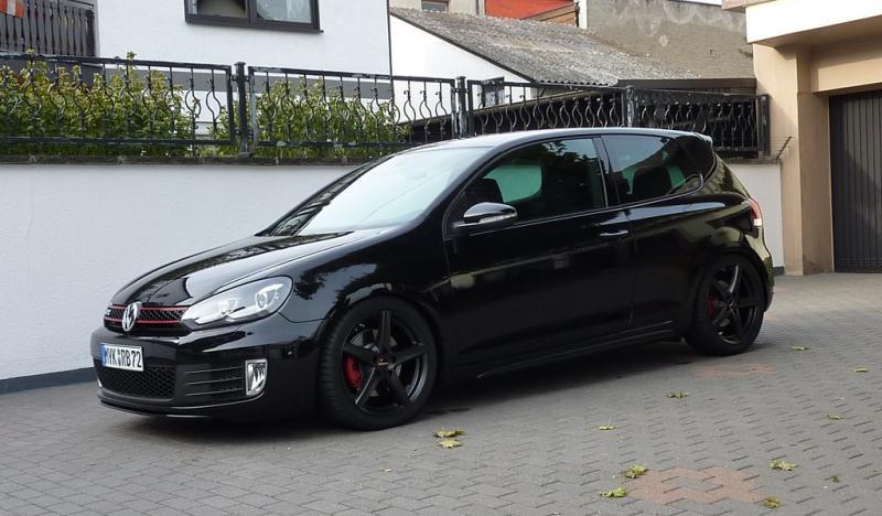 [ VW ] GOLF MK6 P1000410