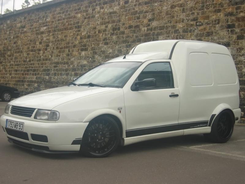 [ VW ] GOLF CADDY pick up / tolé - Page 5 Photo012