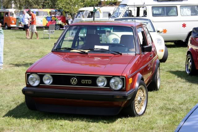 [ VW ] GOLF MK1 - Page 5 Rouge212