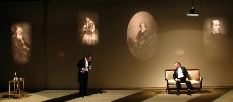 Le Canard Sauvage d'Ibsen - mise en scène Yves Beaunesne Le_can11