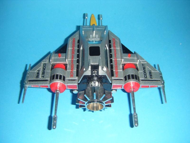 SAN KU KAI, c'est la bataille... Message from space - POPY Collec27