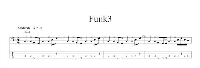 Programme des cours sur caen et en ligne Funk310
