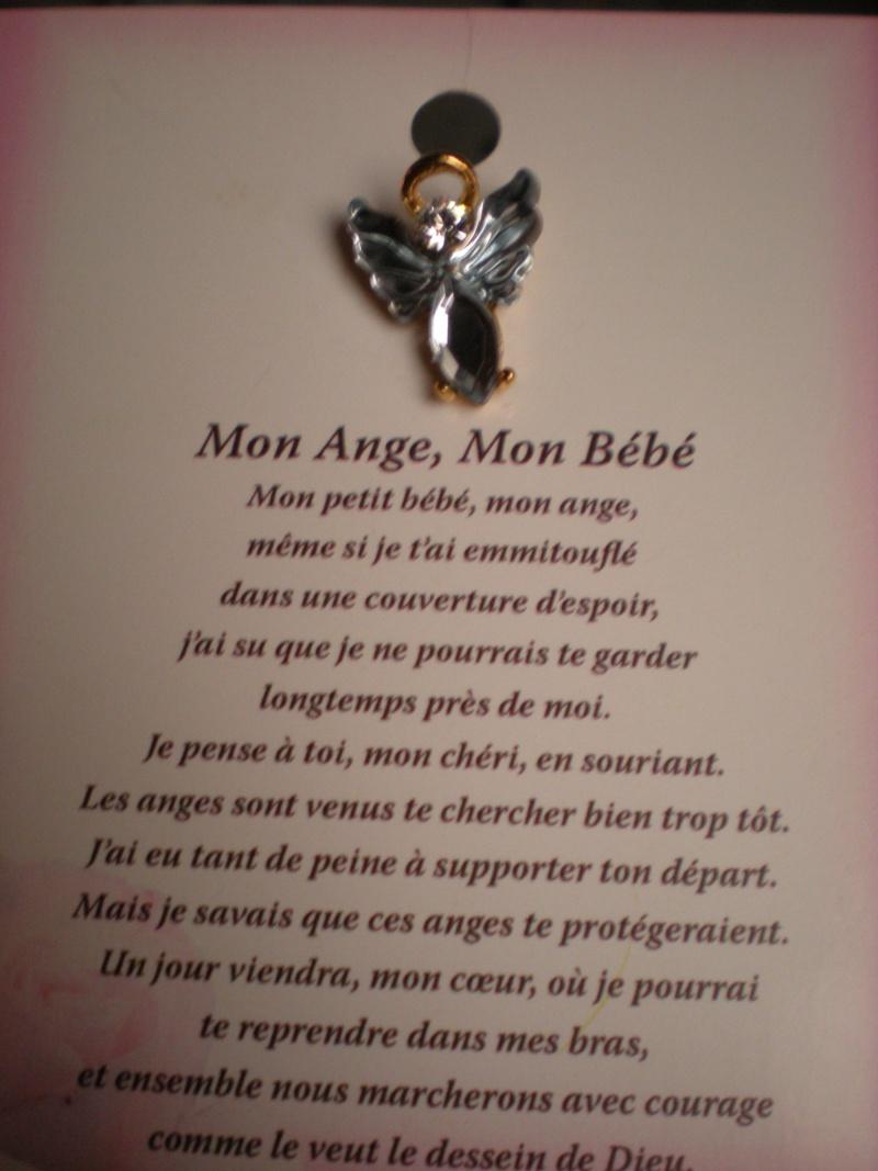 ce que vous faites pour remémorer vos anges. Dscn2911