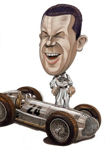 Caricature de pilote. Photos de sport auto. - Page 2 Caracc10