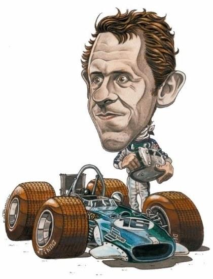 Caricature de pilote. Photos de sport auto. - Page 2 Courag10