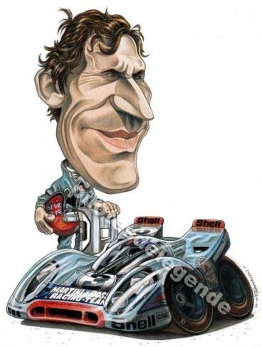 Caricature de pilote. Photos de sport auto. - Page 2 Elford10