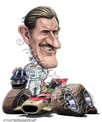 Caricature de pilote. Photos de sport auto. - Page 2 Ghill210