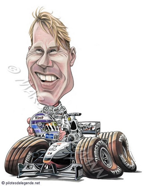 Caricature de pilote. Photos de sport auto. - Page 2 Hakkin14