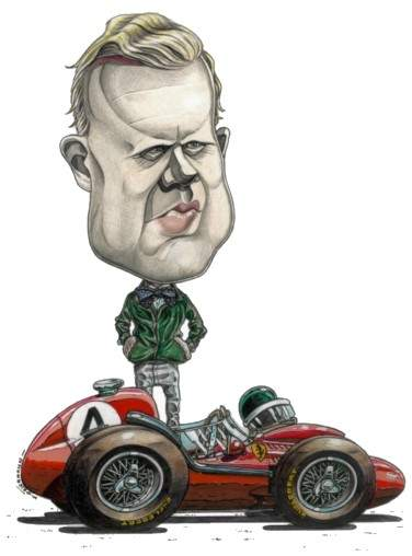 Caricature de pilote. Photos de sport auto. - Page 2 Hawtho11