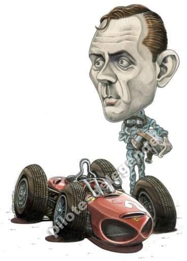 Caricature de pilote. Photos de sport auto. - Page 2 Hillp210