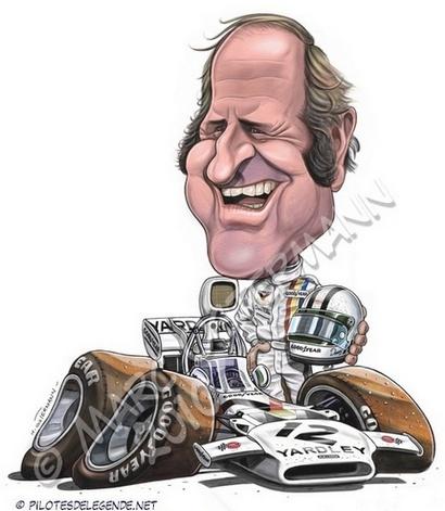 Caricature de pilote. Photos de sport auto. - Page 2 Hulme210
