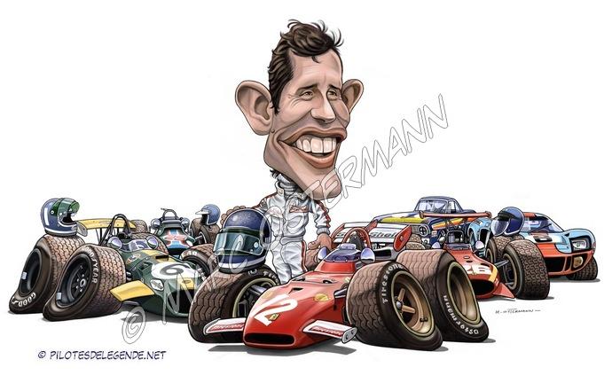 Caricature de pilote. Photos de sport auto. - Page 2 Ickx210