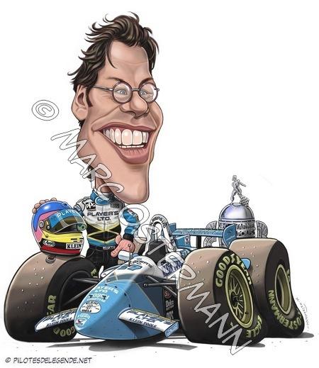 Caricature de pilote. Photos de sport auto. - Page 4 Jville10