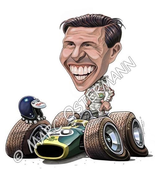 Caricature de pilote. Photos de sport auto. - Page 5 Lotus410