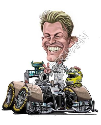 Caricature de pilote. Photos de sport auto. - Page 4 Nrosbe10
