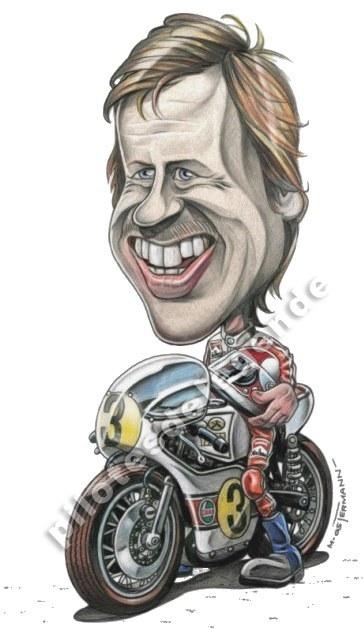 Caricature de pilote. Photos de sport auto. - Page 4 Saarin10