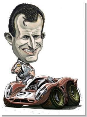 Caricature de pilote. Photos de sport auto. - Page 4 Scarfi10