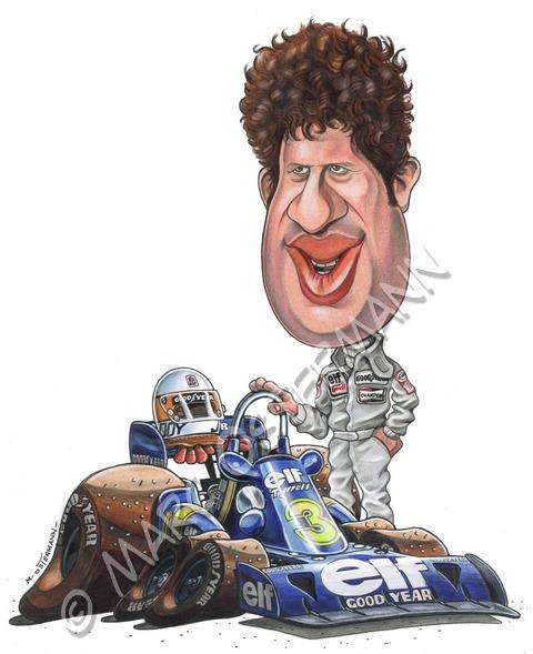 Caricature de pilote. Photos de sport auto. - Page 4 Scheck11
