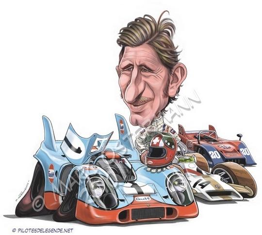 Caricature de pilote. Photos de sport auto. - Page 4 Siffer10