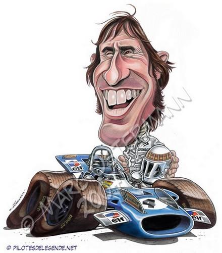 Caricature de pilote. Photos de sport auto. - Page 4 Stewar10