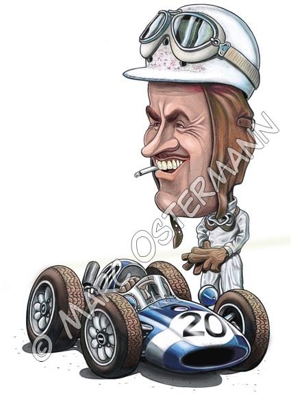 Caricature de pilote. Photos de sport auto. - Page 4 Trinti10