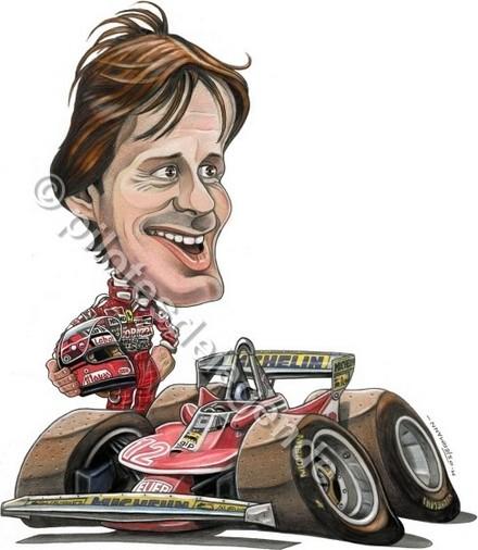 Caricature de pilote. Photos de sport auto. - Page 4 Villen14