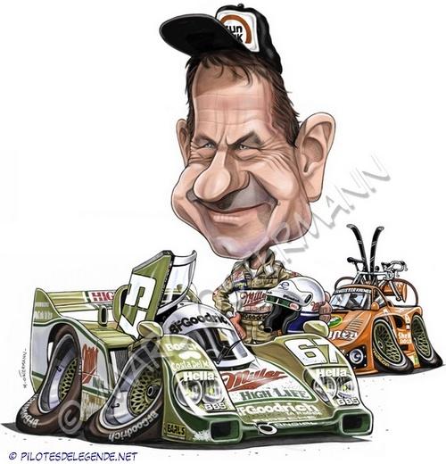 Caricature de pilote. Photos de sport auto. - Page 5 Wollek10