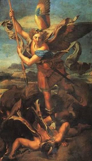 Saint Michel Archange Arch_s10