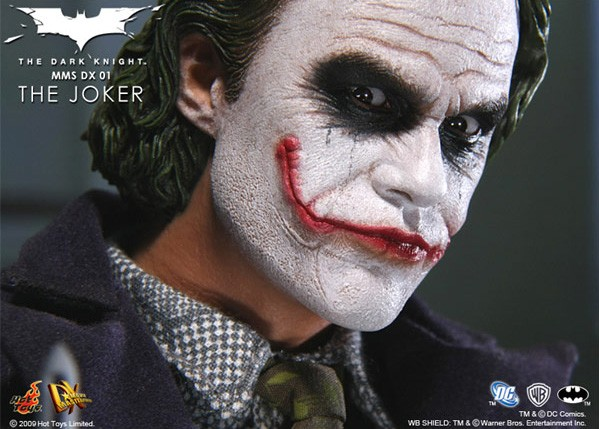 defis perso, Le Joker - Heath Ledger Joker-10