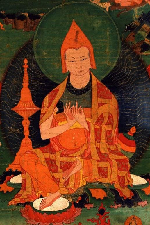 Atiśa Dīpaṃkara: La guirlande de joyaux du bodhisattva Atisha10
