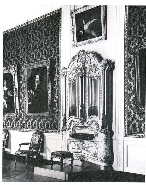 Orgue du grand cabinet Adélaïde - instrument de musique C_210412
