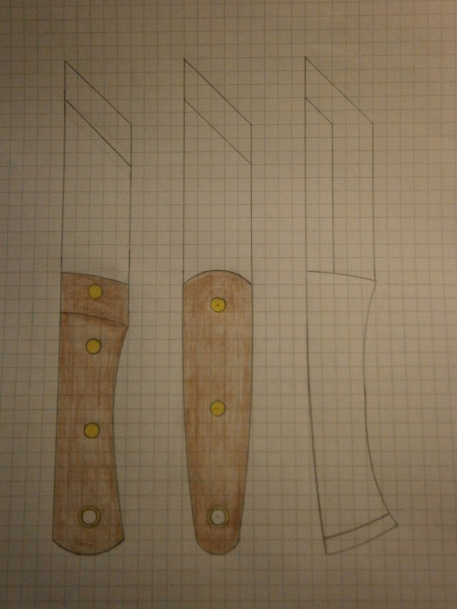 [Fabrication] tranchet / couteaux de traçage   P2160010