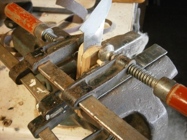[Fabrication] tranchet / couteaux de traçage   P2160025
