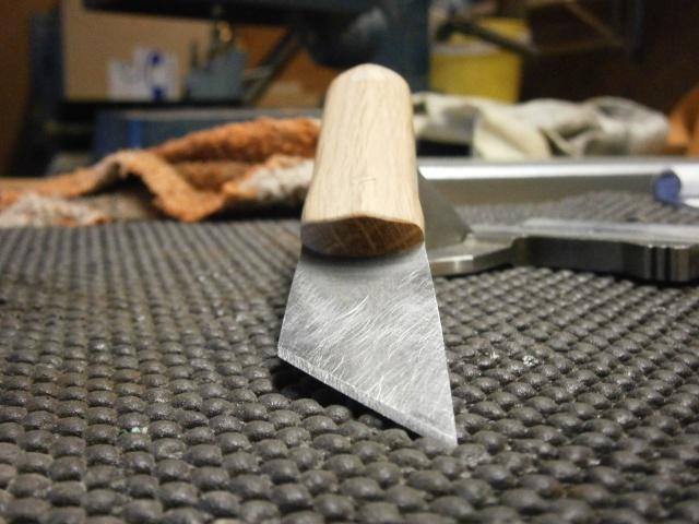 [Fabrication] tranchet / couteaux de traçage   P2160027