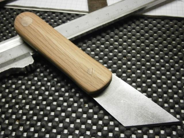 [Fabrication] tranchet / couteaux de traçage   P2160028