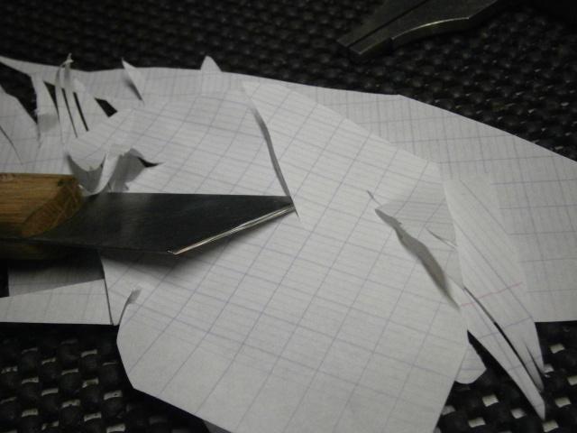 [Fabrication] tranchet / couteaux de traçage   P2160110