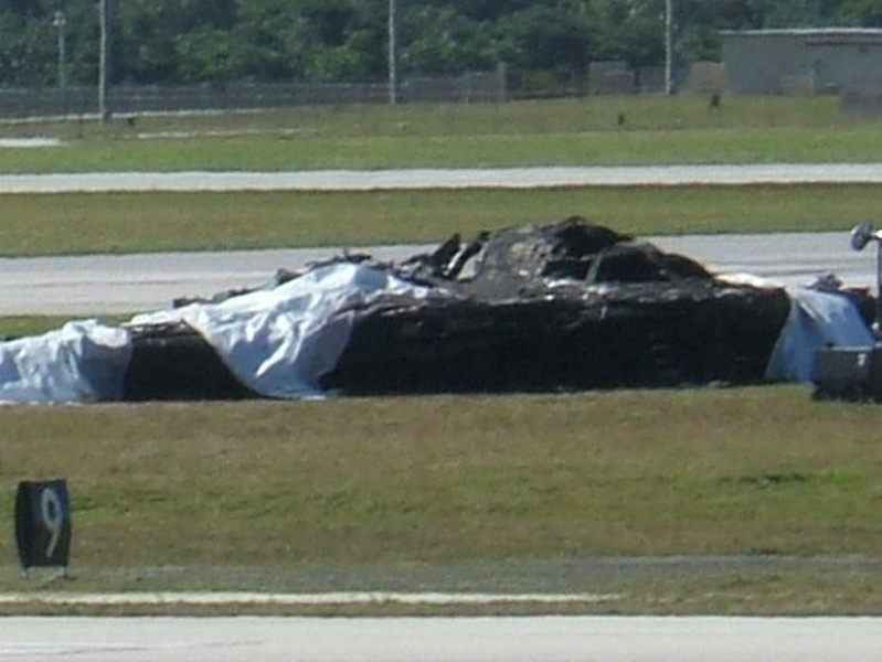 Propulsion MHD et antigravité - le bombardier B2 Crash-11