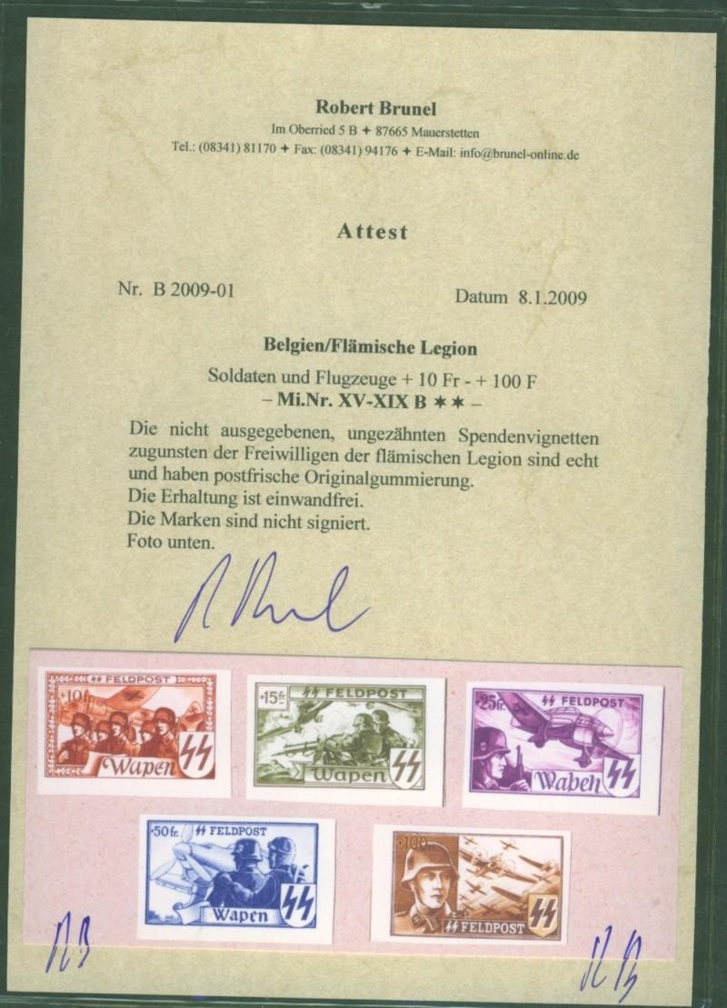 litauen - Deutsche Besetzungsausgaben im II. Weltkrieg Flamis11