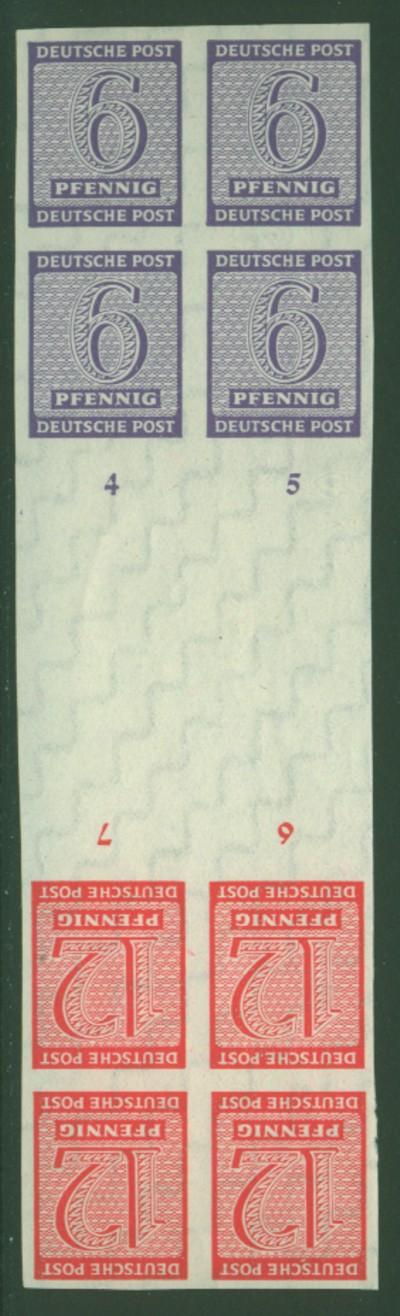 Sowjetische Besatzungszone (SBZ) Westsa10