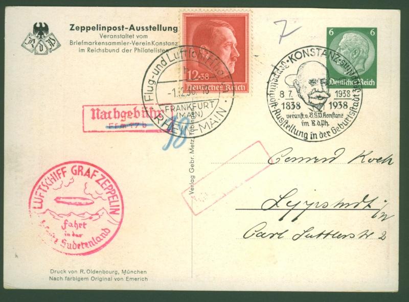 Zeppelinpost des LZ 130 - Seite 2 Zeppel18