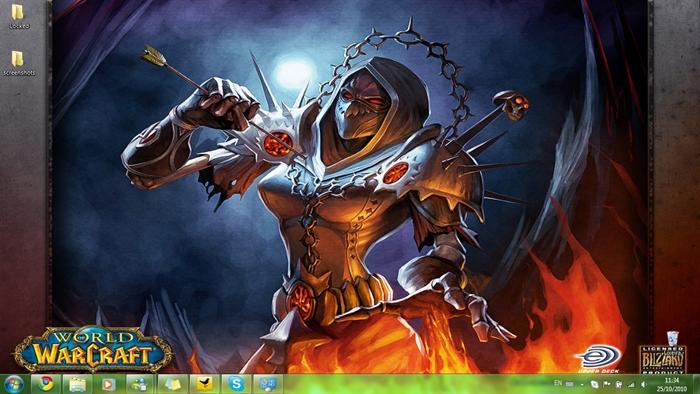 [Tool] World of Warcraft Windows 7 Theme 12863110