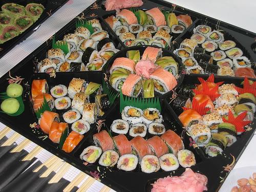LES SUSHI! Sushi10