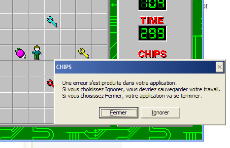 [Windows] Chip's Challenge Chip_b11