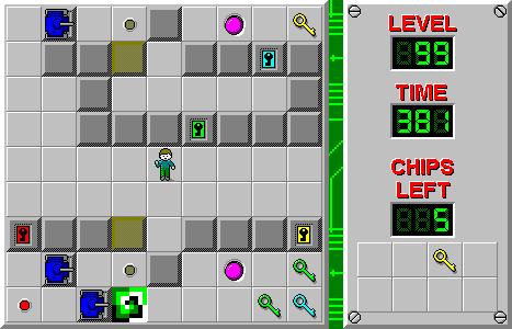 [Windows] Chip's Challenge Chip_c10